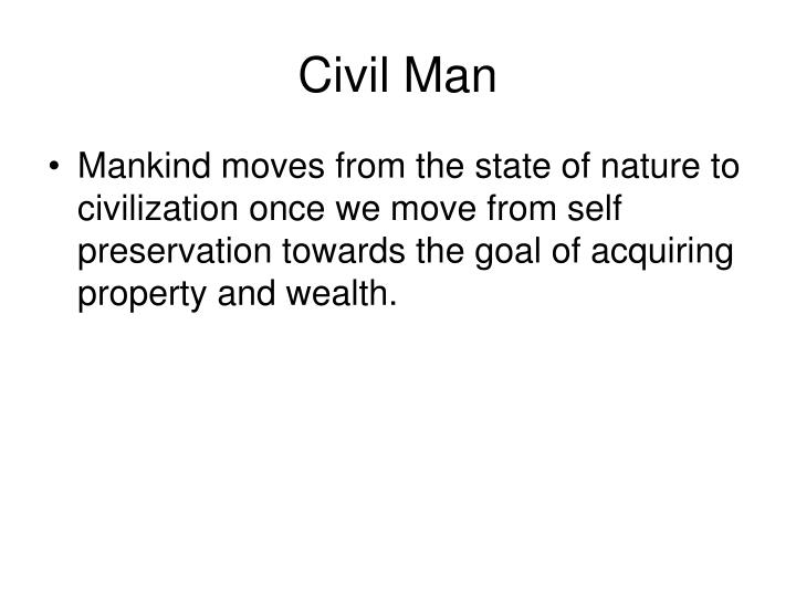 Civil Man