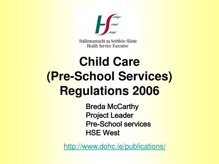 child care licensing pa