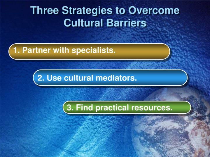 Three Strategies to Overcome