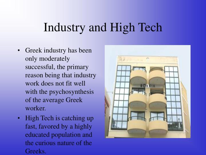 Industry and High Tech
