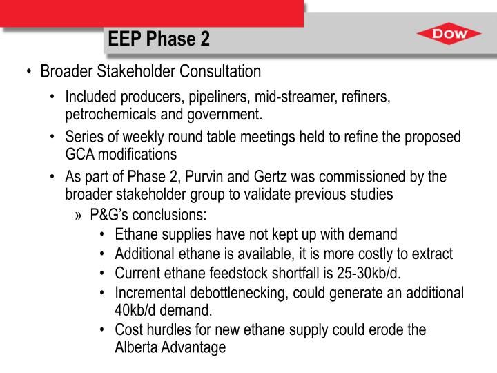 EEP Phase 2