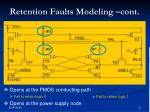 retention faults modeling cont1