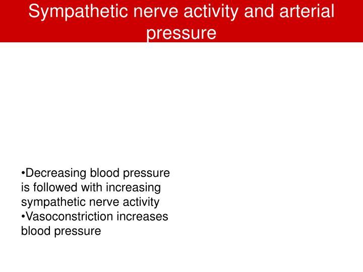 Sympathetic nerve