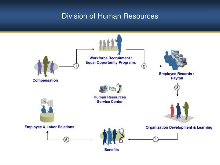 Workforce Recruitment /