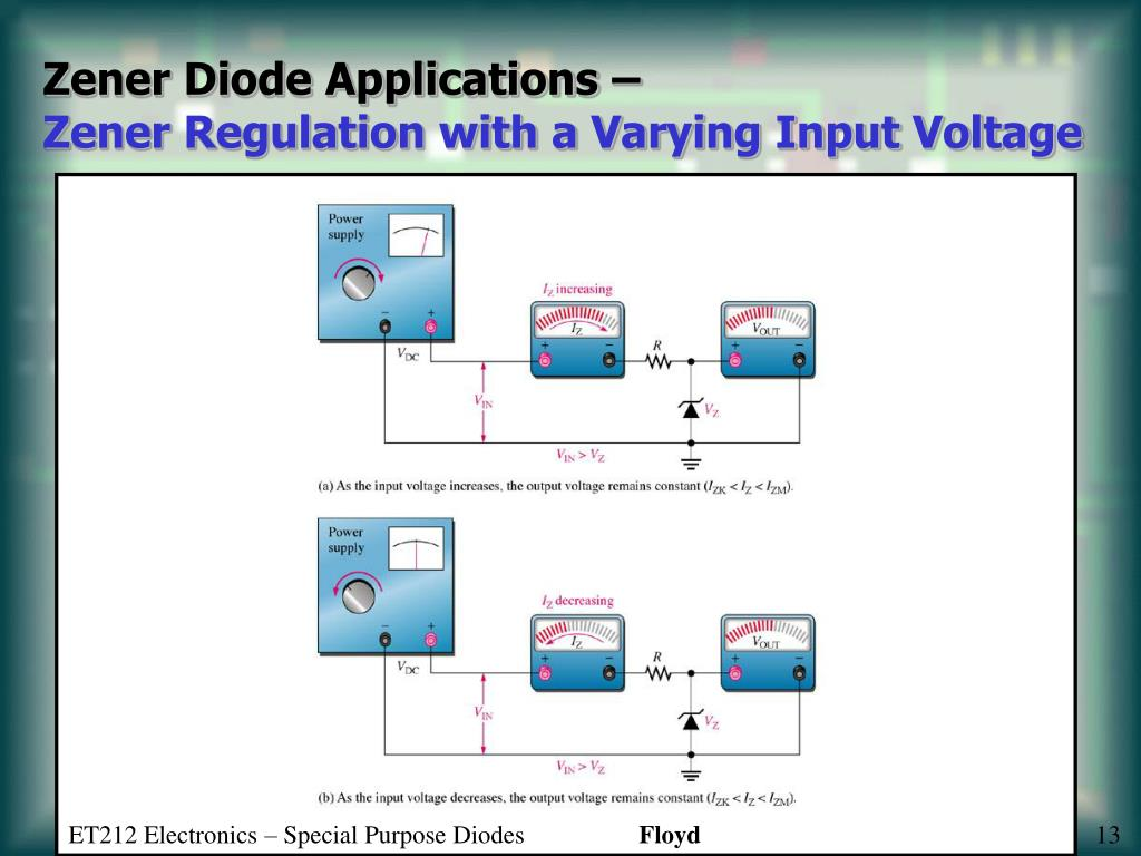 PPT - Special Purpose Diodes PowerPoint Presentation - ID:1283238