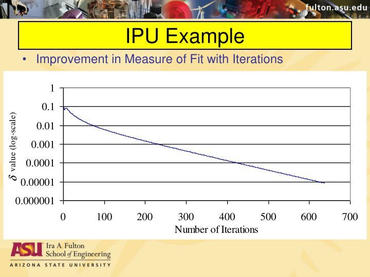 IPU Example
