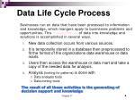 data life cycle process