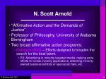 n scott arnold