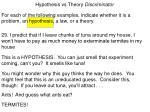 hypothesis vs theory discriminator29