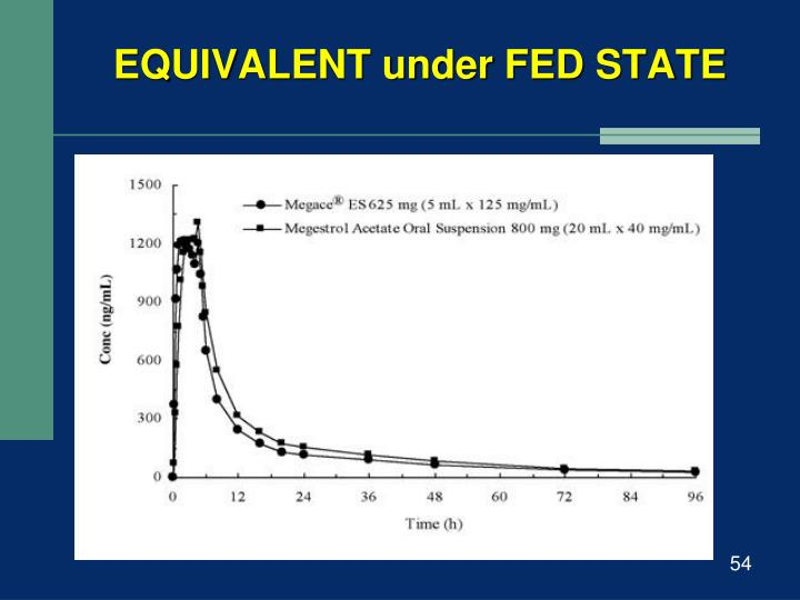 EQUIVALENT under FED STATE