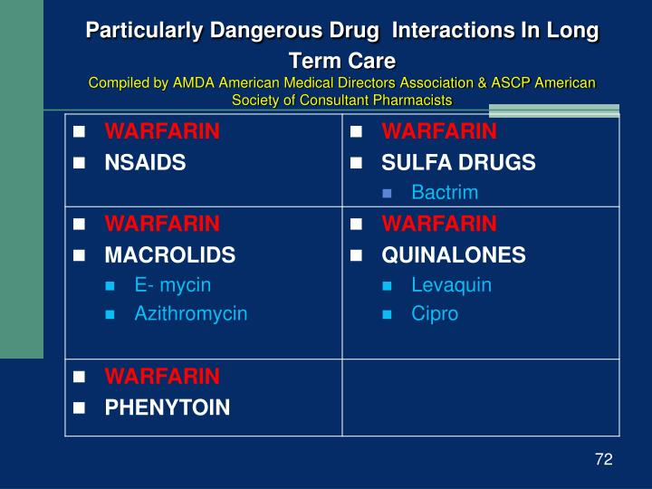 Particularly Dangerous Drug