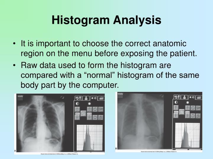 Histogram Analysis
