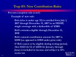 trap 5 new contribution rules11