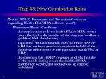 trap 5 new contribution rules20