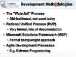 development methodologies1