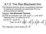8 7 2 the rao blackwell thm