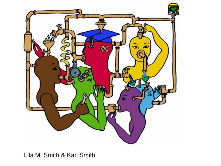 Lila M. Smith & Karl Smith