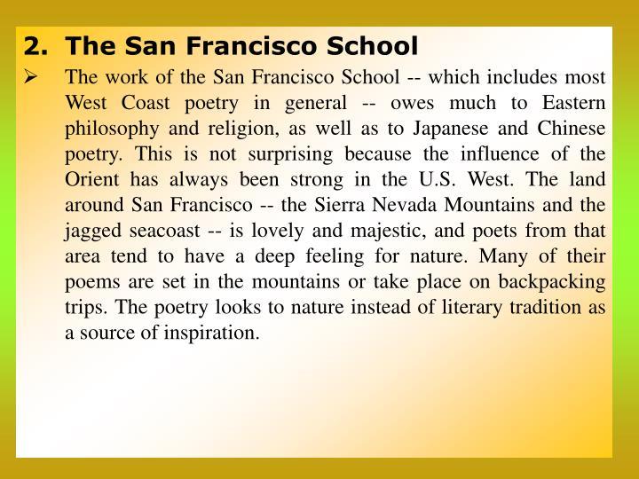 The San Francisco School