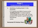 stage 1 understanding standards2