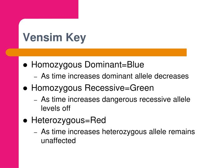 Vensim Key