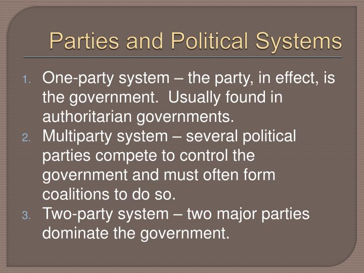 what is the multiparty system politics essay Symbols are used in indian political system as an and their core values play a major role in the politics of india india has a multi-party system.