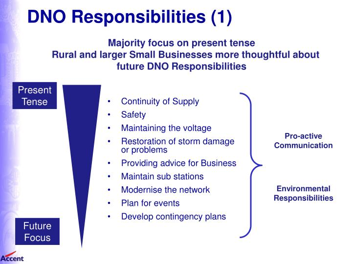 DNO Responsibilities (1)