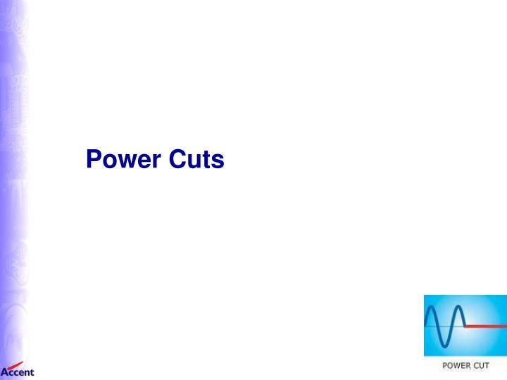 Power Cuts