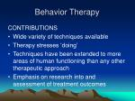 behavior therapy15