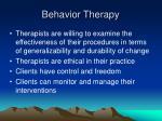 behavior therapy16