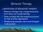 behavior therapy18