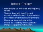 behavior therapy4