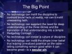the big point1