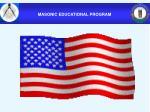 masonic educational program5