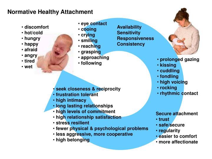 Normal attachment