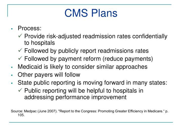 CMS Plans