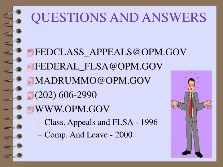 FEDCLASS_APPEALS@OPM.GOV