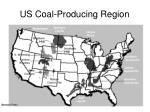 us coal producing region