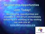 membership opportunities1