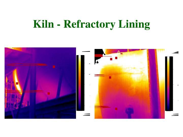 Kiln - Refractory Lining
