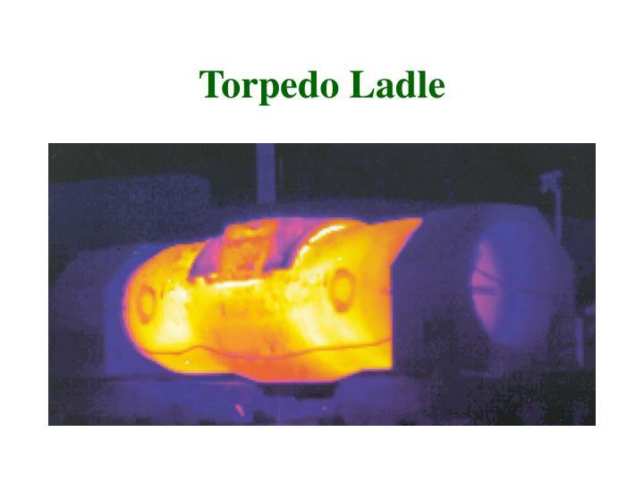 Torpedo Ladle