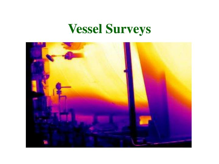 Vessel Surveys