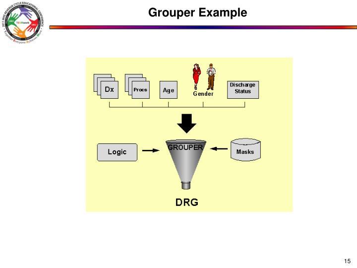 Grouper Example