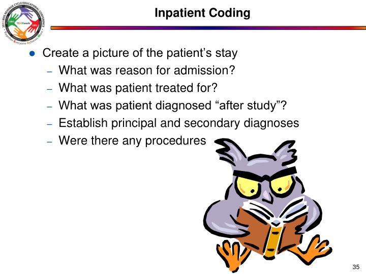 Inpatient Coding