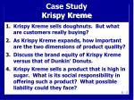case study krispy kreme1