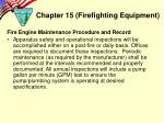 chapter 15 firefighting equipment7