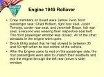 engine 1949 rollover1