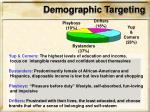 demographic targeting5