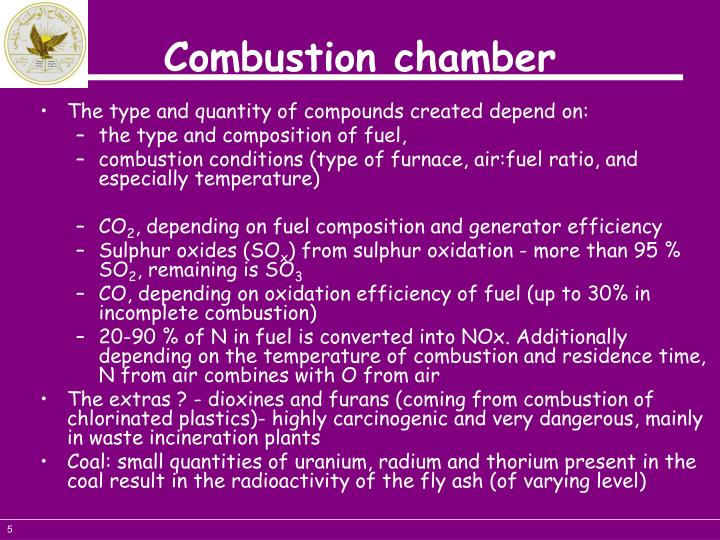 Combustion chamber