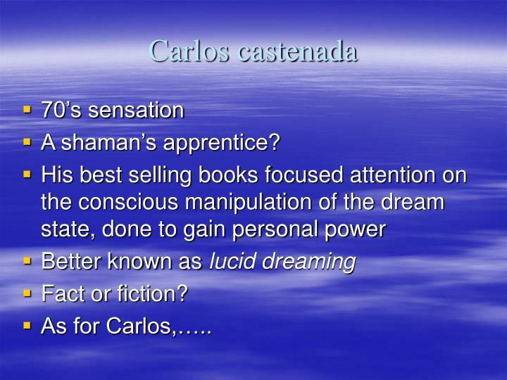 Carlos castenada