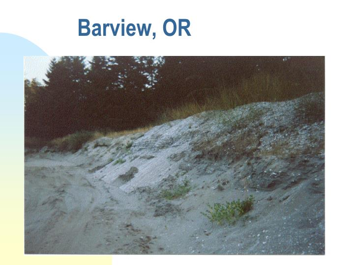 Barview, OR